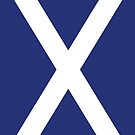 Scotland Flag by stoopiditees