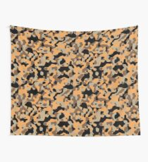Desert Camouflage Wall Tapestry