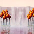 The lost ones  by Patricia Van Lubeck