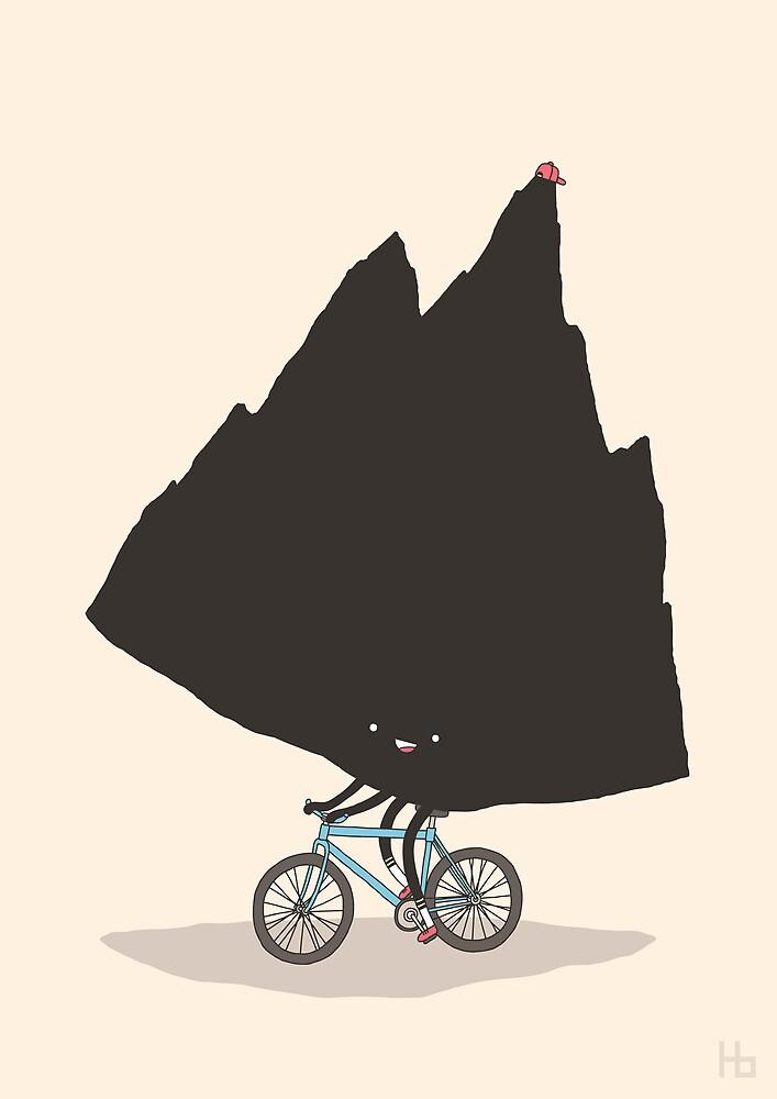 Mountain Biking by Haasbroek