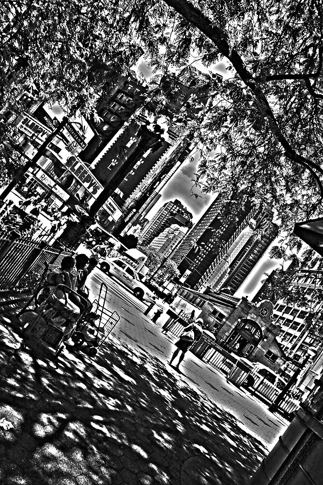 72nd Street by karasutherland