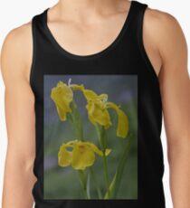 Yellow Flag Iris - Donegal Men's Tank Top