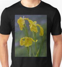 Yellow Flag Iris - Donegal Unisex T-Shirt