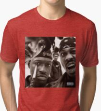 Gravediggaz Tri-blend T-Shirt