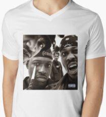 Gravediggaz Men's V-Neck T-Shirt