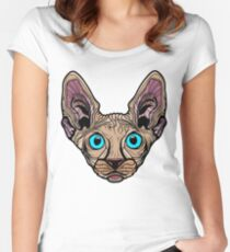 sphinx baby Women's Fitted Scoop T-Shirt
