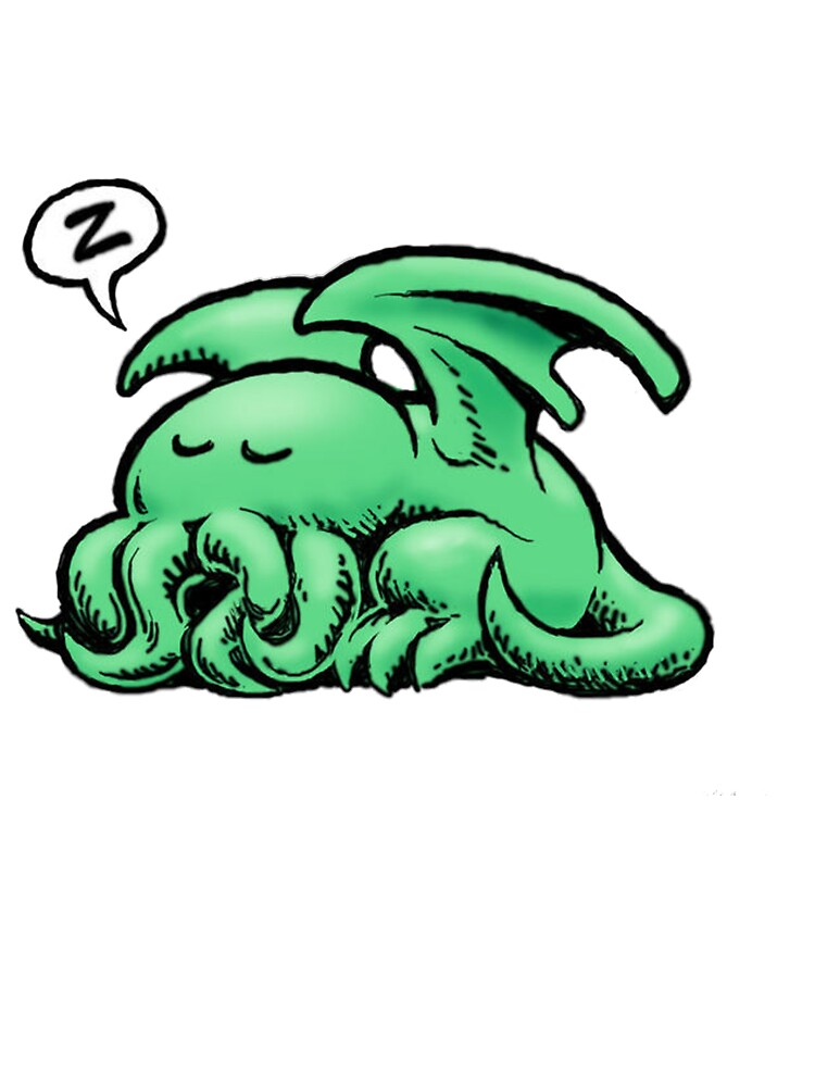 Cute cthulhu by TrailBrazzer