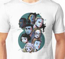 Sense 8 Kawai Unisex T-Shirt