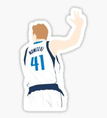 Dirk Nowitzki Sticker