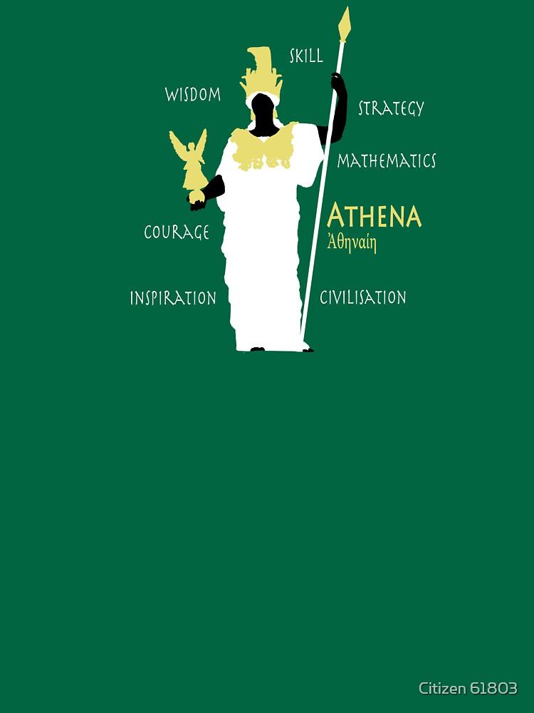 Athena by BenSimpson