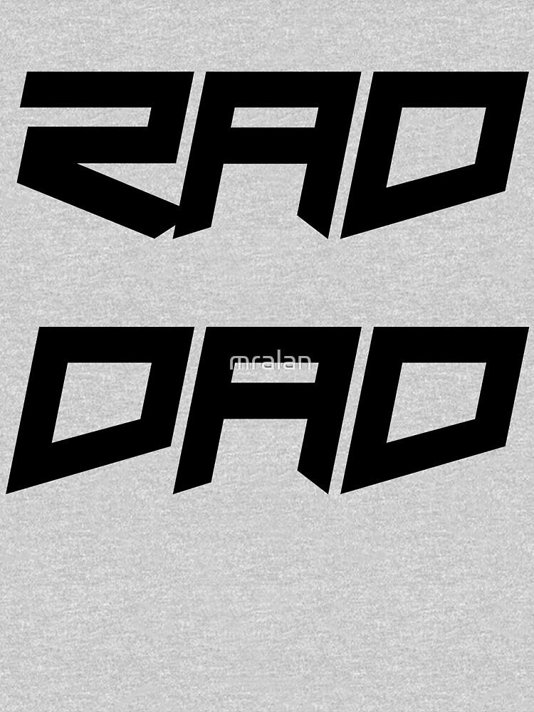Rad Dad by mralan