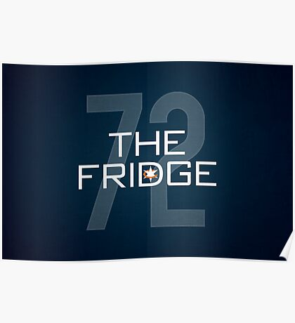 The Fridge Poster