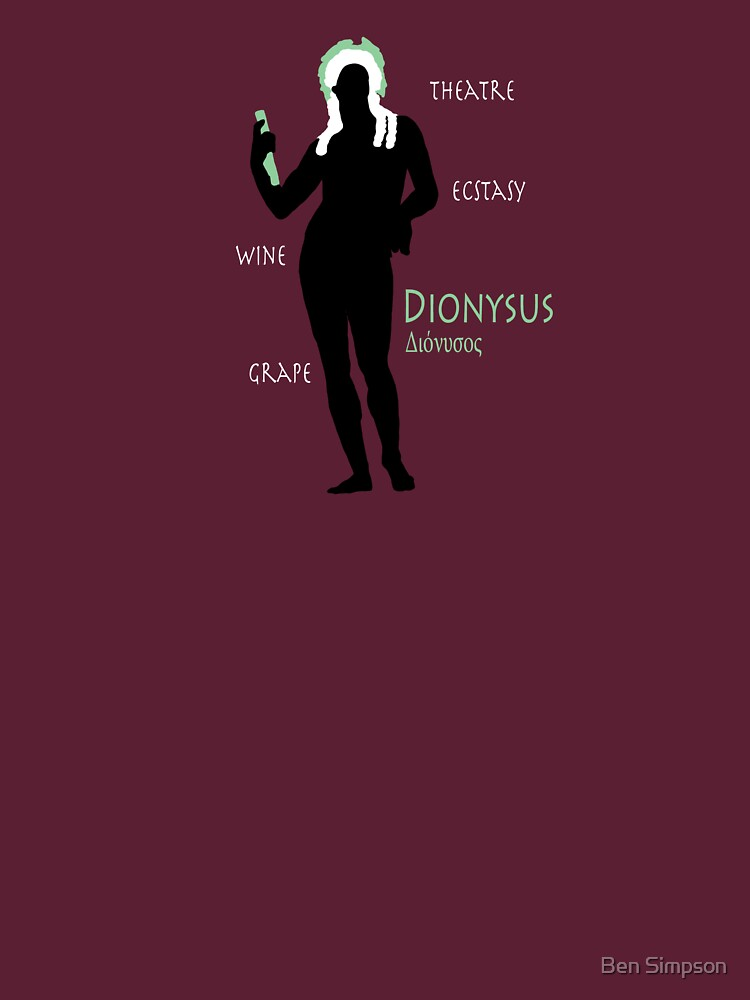 Dionysus by BenSimpson