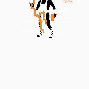 Hephaestus by BenSimpson