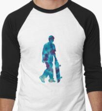 SKATER Blue T-Shirt