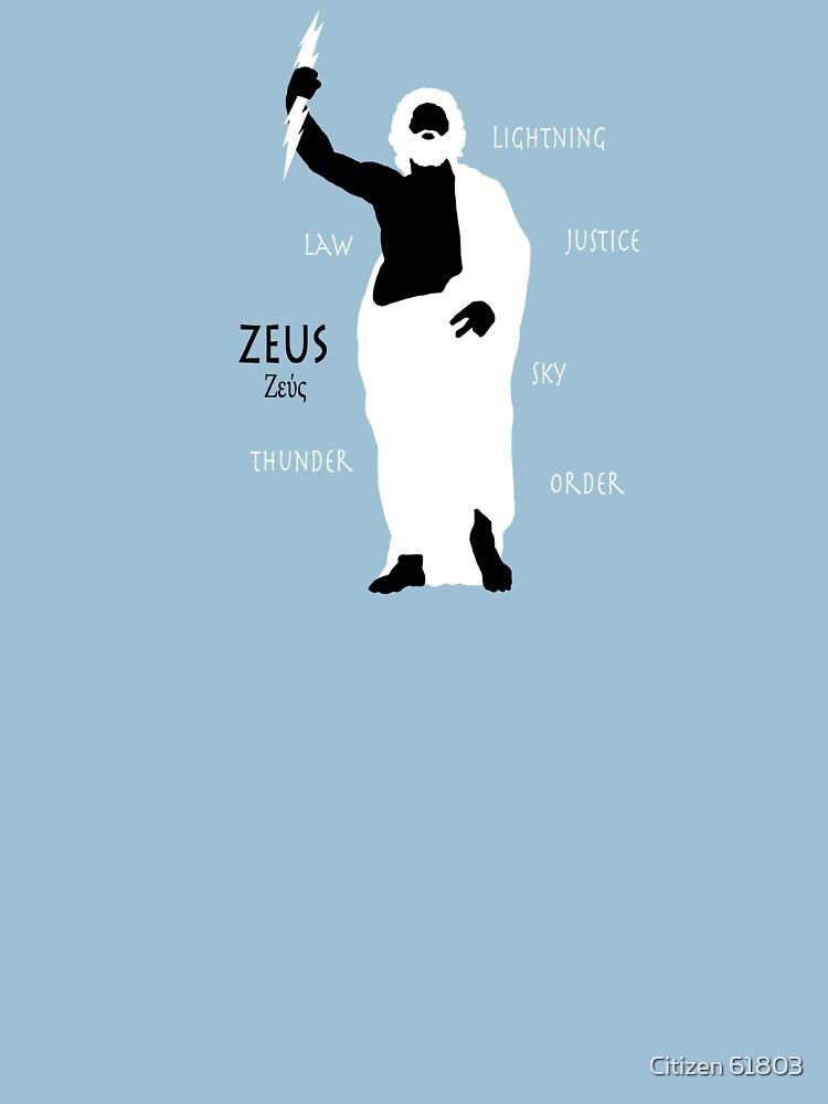 Zeus by BenSimpson