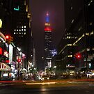 Empire State Building by Engagephotos23