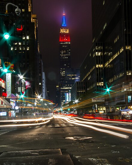 Empire State by Engagephotos23