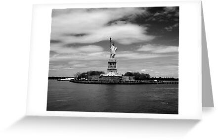 Statue of Liberty by Engagephotos23