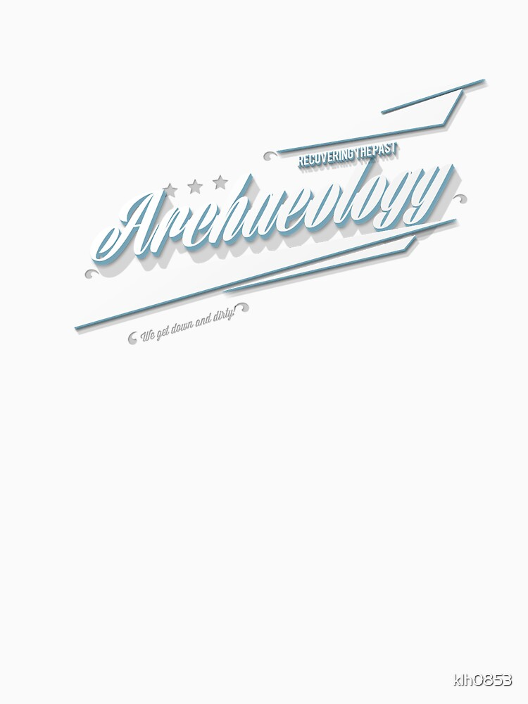 Archaeology Retro by klh0853