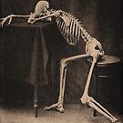 Drunk Skeleton by Bela-Manson