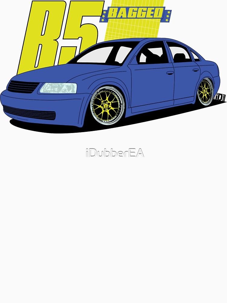 B5 Sedan  by iDubberEA