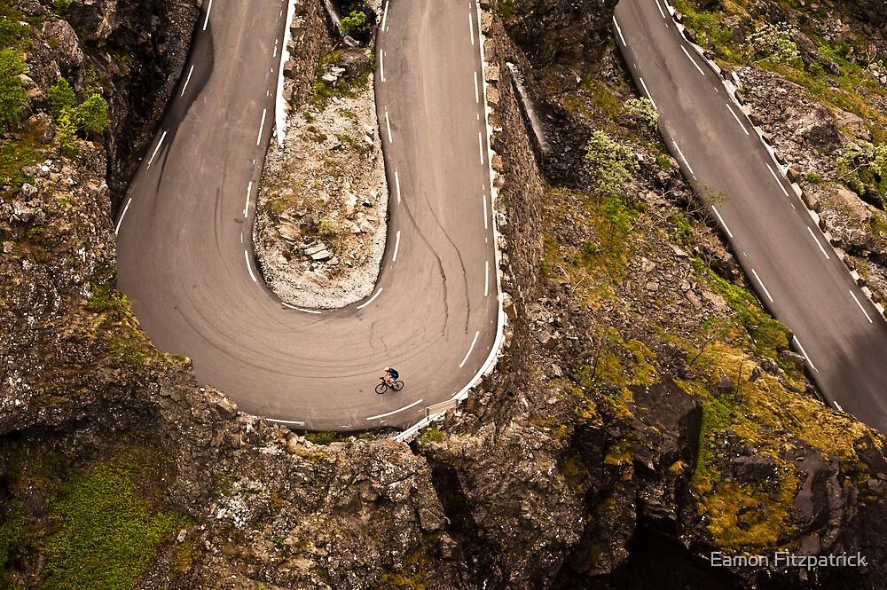 Trollstigen - Norway by Eamon Fitzpatrick