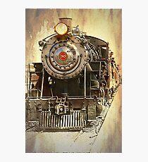 Engine No. 90 Photographic Print