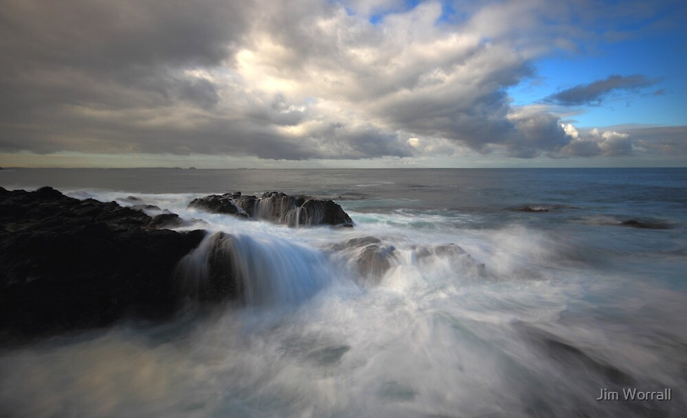 Flinders Blowhole Track by Jim Worrall