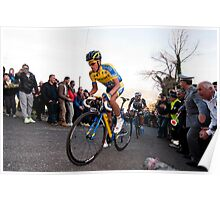 Anberto Contador Poster