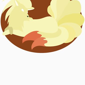 Ninetails - Basic by Missajrolls