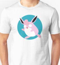 Wigglytuff - Basic Unisex T-Shirt
