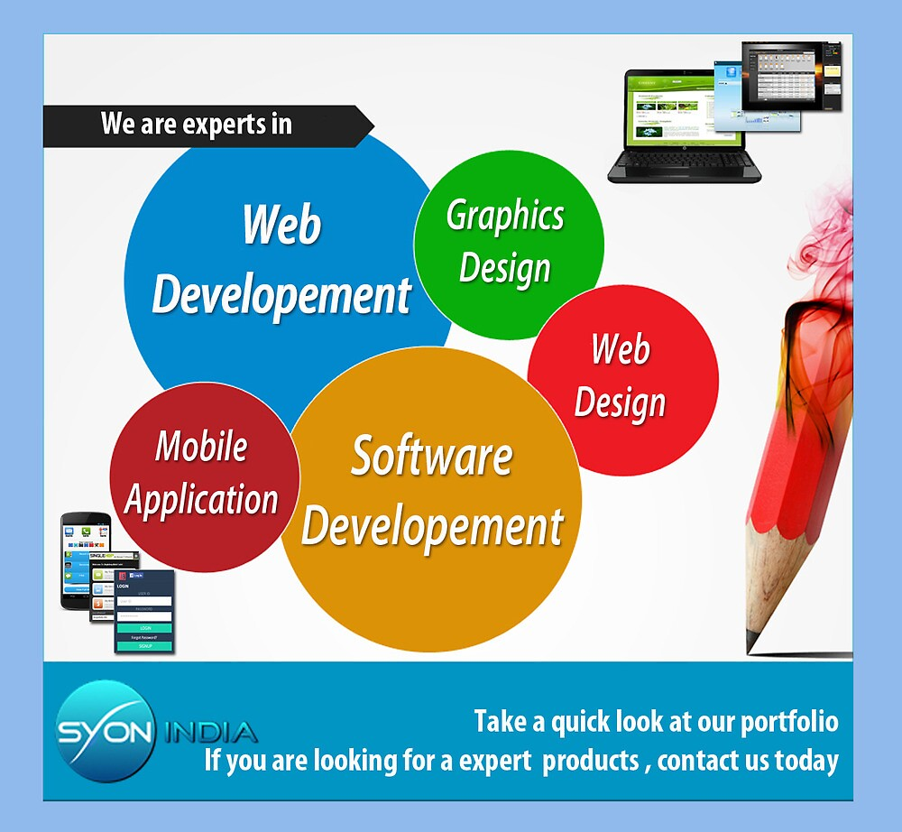 Software Development Company in Bhubaneswar by syonindia