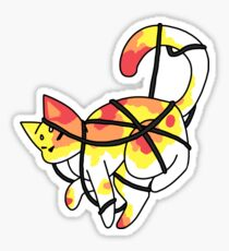 Lith Purride Sticker