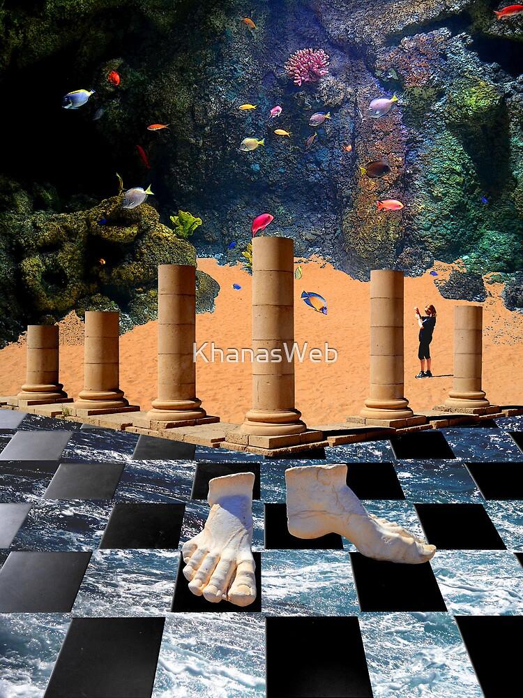 The Elemental Tourist - Water by KhanasWeb