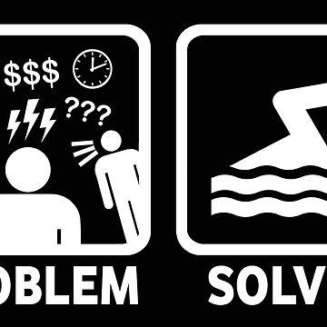 Lustiges Schwimmen-Problem gelöst von BeyondEvolved