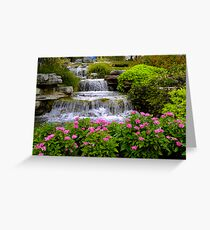 Secret Places Of Your Heart Greeting Card
