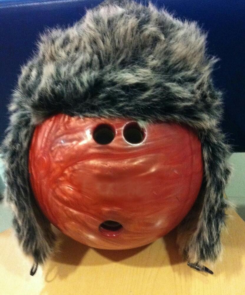 Bowling ball surprise by BadOmen