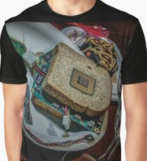 Geek OUT TO LUNCH Graphic T-Shirt
