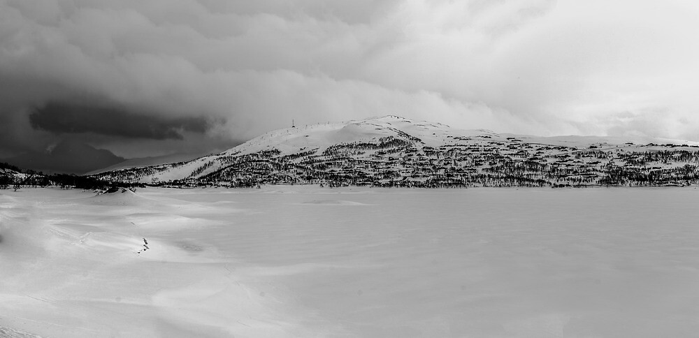 Norwegian trip. Day one. by Paulius Bruzdeilynas