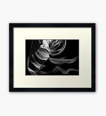 Black Framed Print