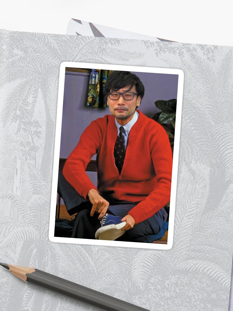 Mister Kojima's Neighborhood   Sticker