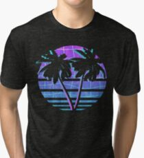 Palmen Vintage T-Shirt