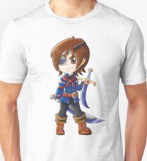 Skies of Arcadia: Vyse Chibi Unisex T-Shirt