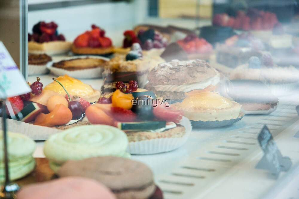 Bakery in Paris by emilyvg