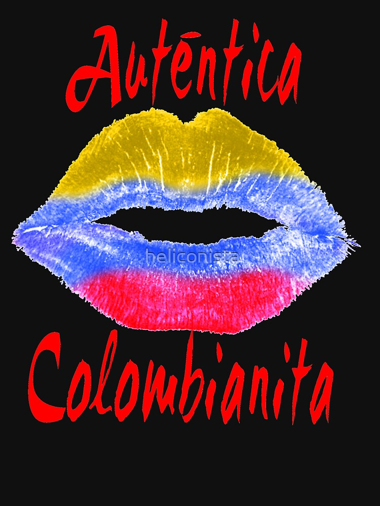Colombianita by heliconista