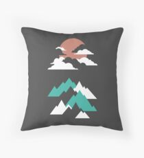 midnight throw pillow - Toss Pillows