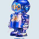 EPCOT Communicore SMRT-1 by JayLenosChin