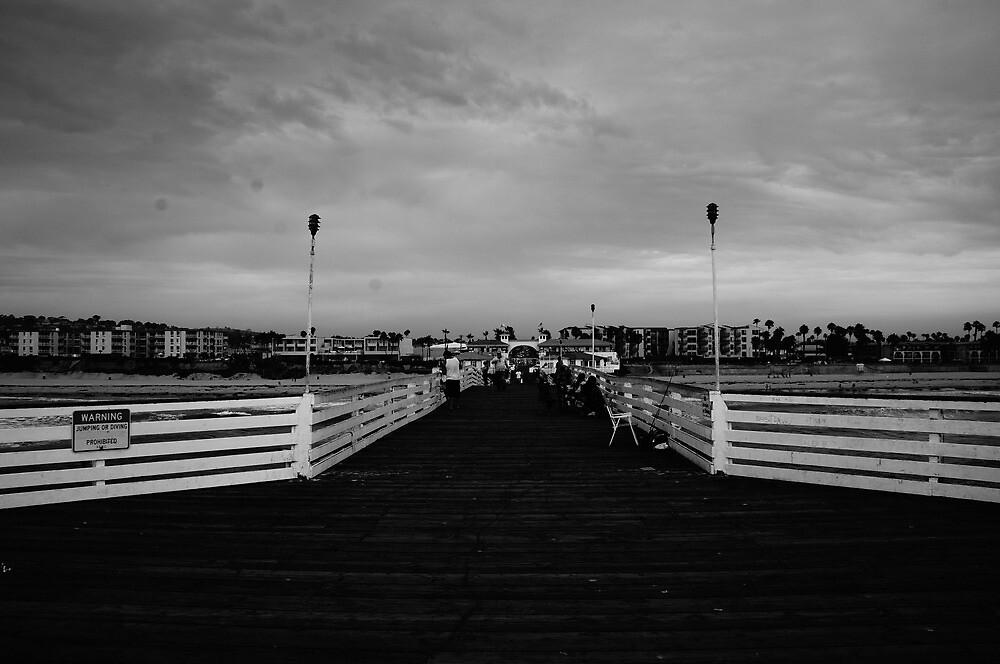 Pier Boardwalk by thebrada