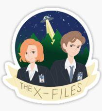 Agents Sticker